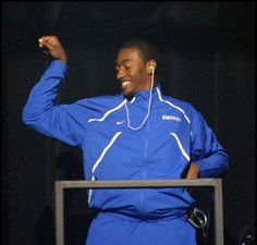 do the john wall... and then upset Kentucky in the elite 8 and mock his stupid dance... LETS GOOO MOUNTAINEERS!