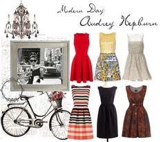 Modern Day: Audrey Hepburn