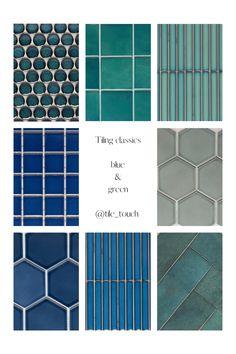 Tiling, Mosaic Tiles, Buy Tile, Bathroom, Green, Blue, Home Decor, Mosaic Pieces, Washroom