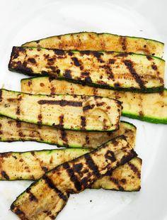 Grilled ZucchiniDelish