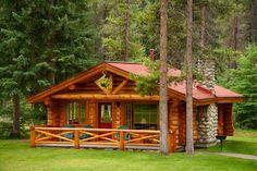 Alpine Village Log Cabins - Home Design - Google+