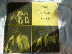 Elvis Presley The Final Days Promo Vinyl lp Rare !! in Music, Records, Albums/ LPs | eBay