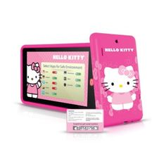 Vivitar Camelio Tablet with Hello Kitty Personalization Pack