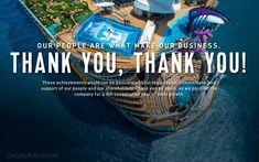 66.000 trabajadores del Grupo Royal Caribbean recibirán bono de agradecimiento Los trabajadores a bordo y en tierra del Grupo Royal tendrán un bono de agradecimiento en estos complejos momentos de pandemia. Estos son los detalles de este bonito gesto. Royal Caribbean, We The People, This Is Us, Passion, Movie Posters, Cruises, Boats, Earth, Group