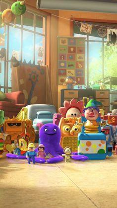 아이폰 디즈니 토이스토리 배경화면 고화질 ♪ : 네이버 블로그 Disney Phone Wallpaper, Cartoon Wallpaper, Winnie The Pooh Pictures, Ghibli, Toy Story 3, Arte Disney, Animated Cartoons, Aesthetic Iphone Wallpaper, Disney Films