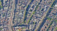 CITY YEAST -Amsterdam 阿姆斯特丹 荷蘭 worldwide city color 都市色彩世界觀 google map