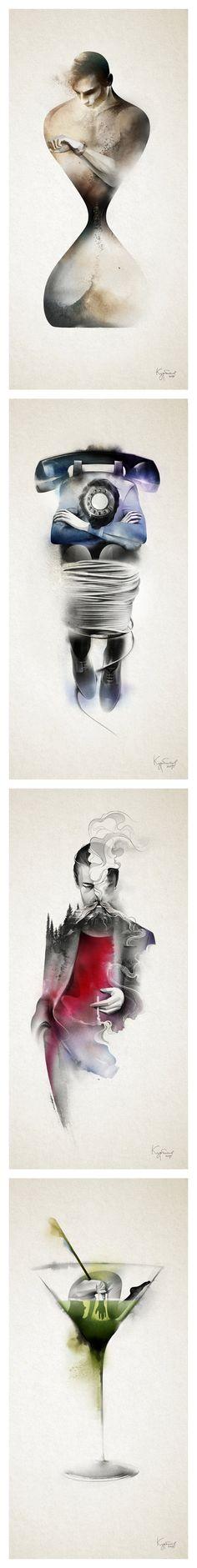 Hurt, Illustration © ЛёшаКурбатов