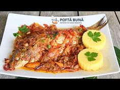 YouTube Romanian Food, Seafood, Pork, Crap, Cooking, Youtube, Fine Dining, Sea Food, Kale Stir Fry