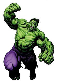 The Hulk by Frank Cho