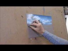 soft pastel landscape demonstration by, Nathalie JAGUIN - YouTube