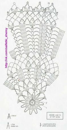 Crochet Doily Diagram, Crochet Pillow Pattern, Crochet Doilies, Crochet Lace, Doily Patterns, Crochet Patterns, Mantel Redondo, Glass Chandelier, Beautiful Crochet