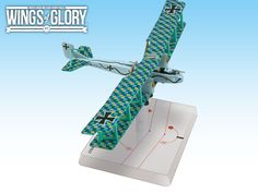 Wings of Glory; Gotha G.V Aschoff miniature