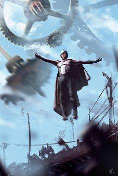Magneto by Nagy Norbert