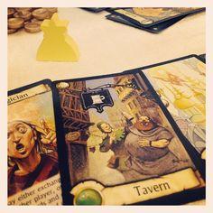 Citadels by Fantasy Flight Games. Photo by: @SHeartsOrRivals youtube.com/sweetheartsorrivals