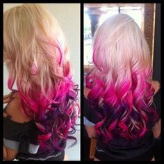 ❤Would you like to try hair extensions to change your hairstyle in minutes,easy wear,let's #highlight now.