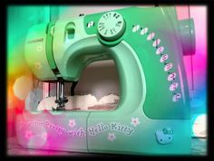 KELLY'S KORNER - Add stitching to your projects