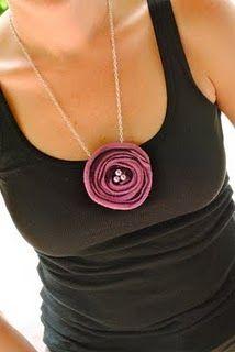 recycled jewelry by @Jenny  #http://strungbycolor.blogspot.com/