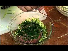 2418 Zucchini Meatballs Ciao Italia