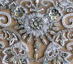 Beaded Embroidery Work