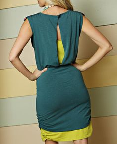Matilda Jane Clothing -- Love the back of this dress!  Crushing!