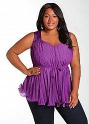 Ashley Stewart - Curvy Girl Fashion