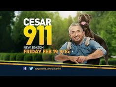 """Join Cesar Millan as he discusses season 3 of his show """"Cesar 911"""" on Nat Geo WILD that premieres February 19. Interview at AOL HQ in NYC for AOL BUILD. For ... dog cesar milan watchlater"""