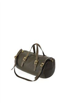 Simple Leather Duffle - Marc Jacobs bag