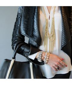 Landry Necklace in Gold - Kendra Scott Jewelry. Coming October 15!
