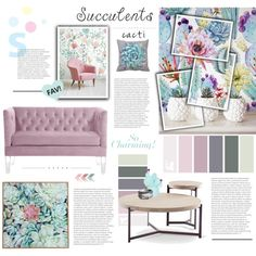 A home decor collage from September 2016 by cara-mia-mon-cher featuring interior, interiors, interior design, home, home decor, interior decorating, DENY Design...