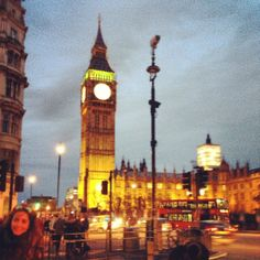 Big Ben night view