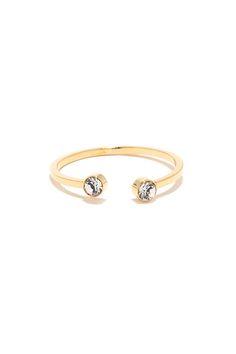 rhinestone ring / lulu's