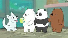 We bare bears ❄