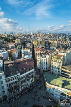 Istanbul Galata Tower   Flickr
