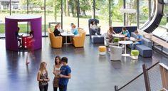 Campus02 Graz Austria - Bene Office Furniture