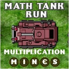 Math #tank run is a #action #math #education #game. In this game your tank is running on a way in which several land #mines are deployed along with #Multiplication pathways.