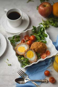 Classic Scotch Eggs (Baked or Fried) (2)