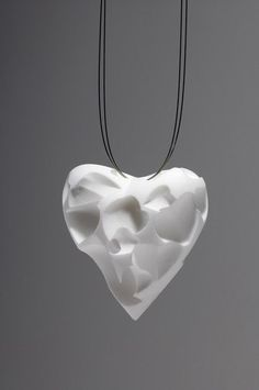 We design & manufacture jewellery, furniture, lamps and other products. All designs by Arek Wolski. Heart Jewelry, Jewelry Art, Jewellery, Sopot Poland, Another Love, My Works, Death, Bling, Necklaces