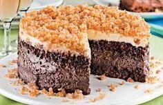 Quer impressionar todos? Aposte nesta deliciosa receita de bolo gelado três choc... - Foto: Ormuzd Alves