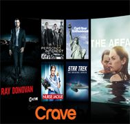 Skip the TV Guide: Crave TV Shows