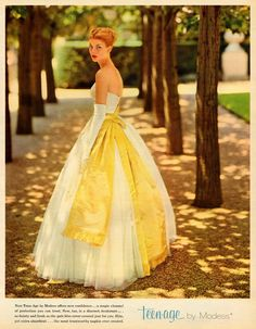 "vintage everyday: Fashion Advertisements in 1960 from ""Seventeen"" Magazine"