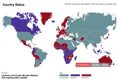 114 countries joined the Convention on #ClusterBombs. #Ukraine is not one of them - Join the treaty ban Ukraine