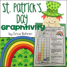 St. Patrick's Day Craftivity/Graphtivity