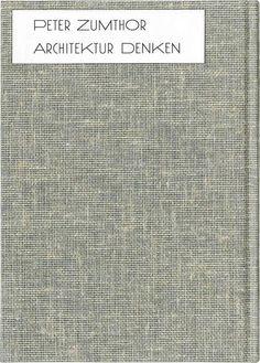 ad:葛西薫 / 建築家のエッセイ集「建築を考える〔特装版〕」