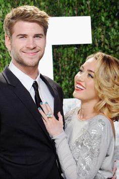Pin for Later: Hat Liam Hemsworth gerade die Verlobung mit Miley Cyrus bestätigt?