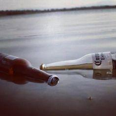 Cervezas.