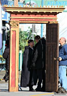 """Josh Dallas and Ginnifer Goodwin - Behind the scenes - 5 * 22 """"Only you"""" - 15 March 2016"""