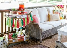 How to Host a Porch Party! Jenny Cookies, Diy Porch, Youre Invited, Celebrations, Entertaining, Crafty, Summer, Furniture, Home Decor