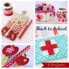 Make your own fabric tissue covers using our free sewing tutorial. They are quick to make and make fun gifts.