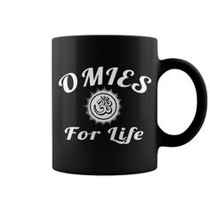 Omies For Life Om Yoga Mug