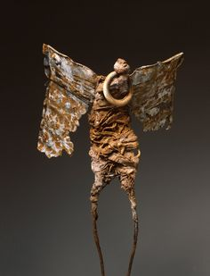 Sculpture by Marc Perez.